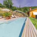 For weekly stay The villa DeiMori LaMassa